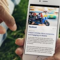 Facebook e giornali, arrivano le news a pagamento. E c'è anche Repubblica