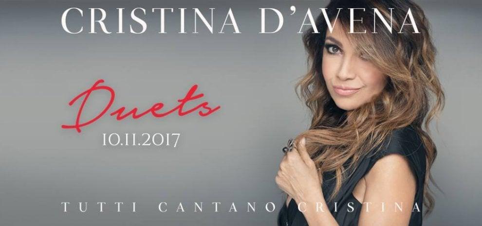 Cristina D'Avena svela i duetti del nuovo album: da J-Ax, Elio e Berté