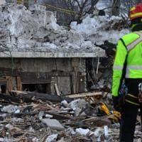 I familiari delle vittime di Rigopiano in Prefettura: drammatico incontro