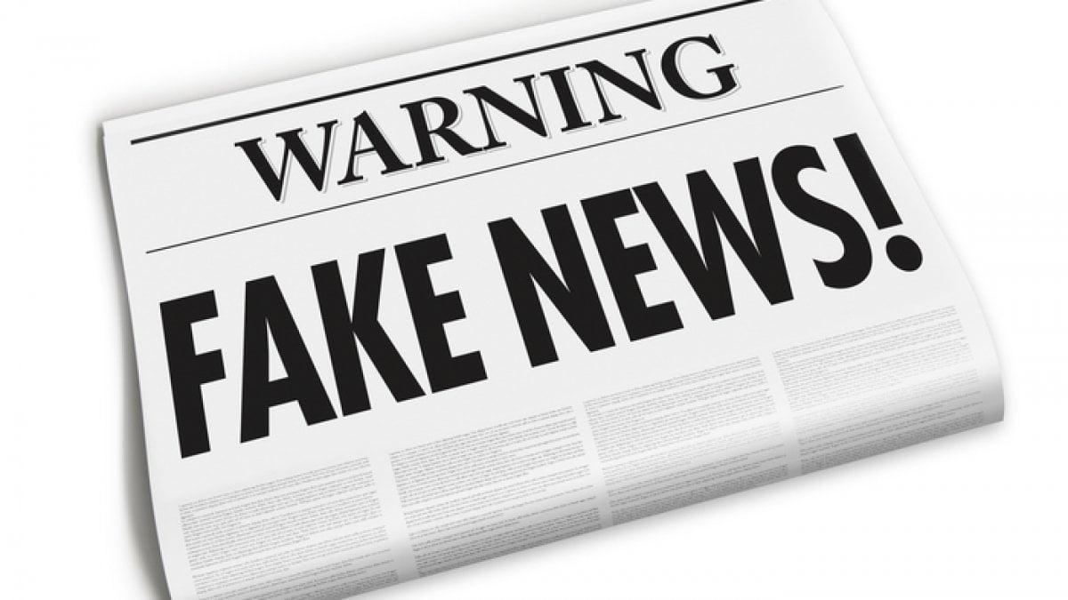 Le fake news sono vecchie quanto il mondo