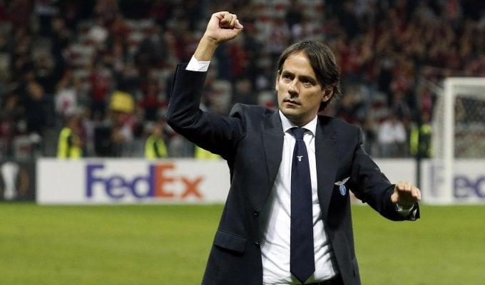 """Lazio, Inzaghi: """"Ottimo momento, ma il difficile arriva adesso"""""""