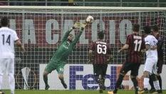 Milan delude ancora, con l'Aek 0-0 e fischi