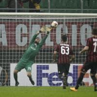 Milan-Aek Atene 0-0, fischi e sbadigli a San Siro