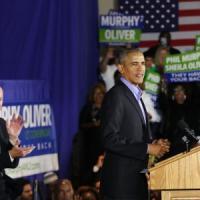 """Usa, Obama torna in tournée elettorale: """"America sveglia: respingiamo la politica della..."""