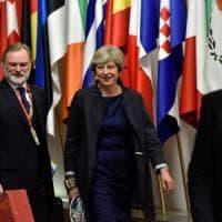 """Brexit, Tusk: """"Ci sono stati progressi"""". E a dicembre potrebbe scattare la seconda fase..."""