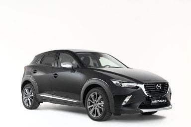 Mazda CX-3, voglia di Limited Edition