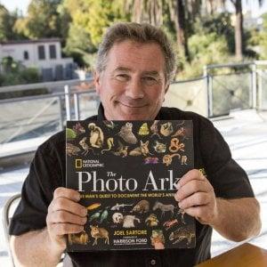 """Benvenuti nell'Arca di Joel Sartore: """"Animali salvi con 15mila foto"""""""