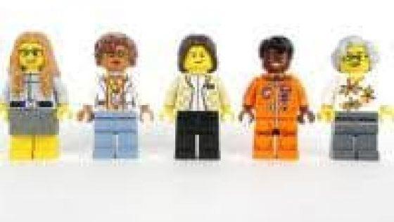 Il Lego onora le donne della Nasa