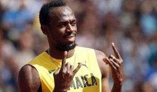"""Bolt fa sul serio: """"Contattato da diversi club di calcio. E Buffon è il miglior portiere al mondo"""""""