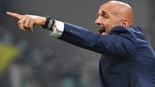 """Napoli-Inter, è sfida da primato Spalletti: """"Partiamo ad armi pari"""""""
