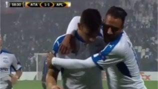 Non esulta dopo il gol: l'omaggio del capitano per Daphne Caruana