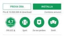Ora puoi provare le app prima di installarle