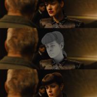 """Rachel, la """"vera"""" replicante di Blade Runner 2049"""