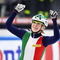 Olimpiadi 2018, Arianna Fontana portabandiera dell'Italia in Corea del Sud