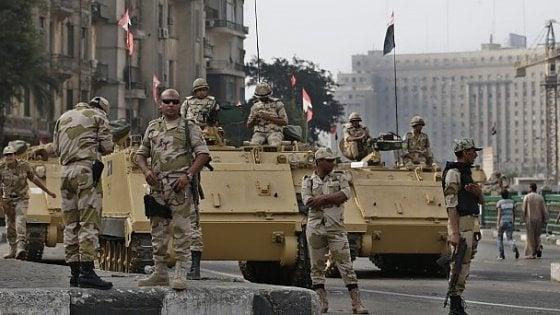 Egitto, sparatoria in un'operazione antiterrorismo: almeno 54 poliziotti uccisi