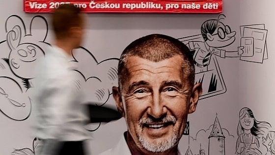 Elezioni Repubblica Ceca, il