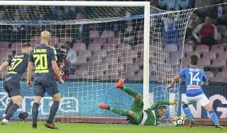 Napoli-Inter 0-0, al San Paolo vincono le difese