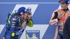 Marquez vince ancoraRossi super: è 2° foto