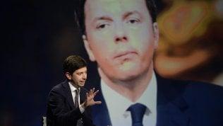 """Mdp svolta e sfida Renzi. Speranza: """"Subito un incontro per dialogo"""""""