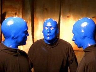 Sound, silenzio e un organo in pvc: arriva in Italia il Blue Man Group