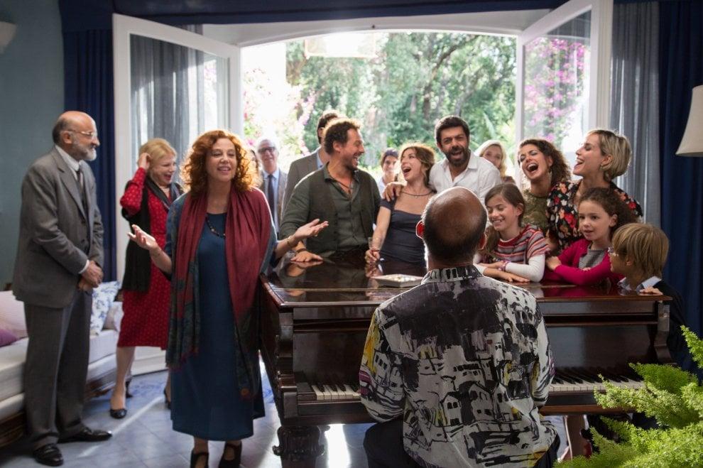 Gabriele Muccino, 'A casa tutti bene', il film dal cast stellare