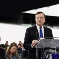 Bce, attesa la riduzione del Qe. Conto alla rovescia per la Fed