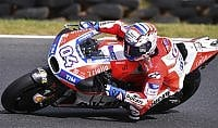 MotoGp, Australia; Dovizioso: ''Ho sbagliato, Ducati ha ancora problemi''. Rossi felice: ''Gara strepitosa''