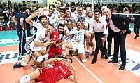 Volley, Superlega: Milano colpisce ancora, Monza cede nel derby