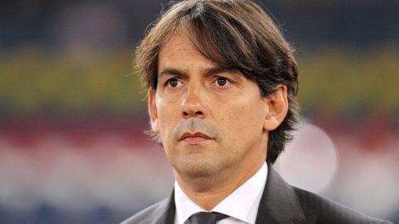 """Lazio, Inzaghi vola basso: """"Presto per guardare la classifica"""""""