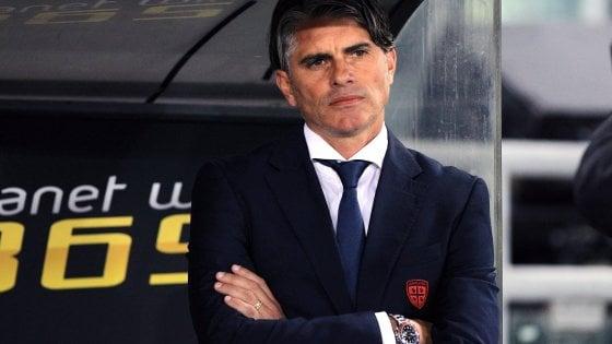 """Cagliari, Diego Lopez sereno: """"Lazio forte, risultato è esagerato"""""""