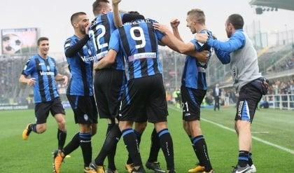 Atalanta-Bologna 1-0: Cornelius interrompe la serie rossoblù