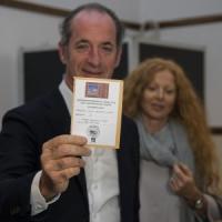 """Referendum, in Veneto è quasi plebiscito. Zaia: """"È big bang, vogliamo i 9/10 delle..."""