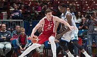 Basket, Serie A: Milano risponde a Venezia, salgono Torino, Avellino e Bologna