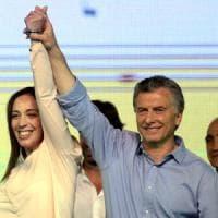 Argentina, stravince Macri, Kirchner in difficoltà