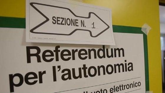 Referendum autonomia, vince il Sì. Che cosa succede ora in Veneto e Lombardia