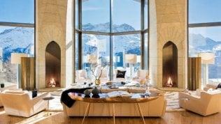 La crisi immobiliare non colpisce i ricchi: a Sankt Moritz in venditauna villa da 180 milioni foto