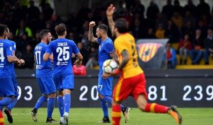 Le pagelle di Benevento-Fiorentina: Gyamfi disastroso,Thereau in palla