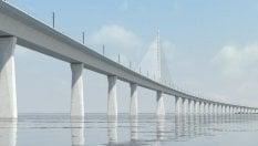 Danimarca, Itinera (Gavio) vince gara da 277 milioni. Costruirà il ponte più lungo del Paese