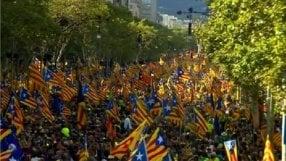 """Rajoy? Fabbricatore di indipendentisti"""