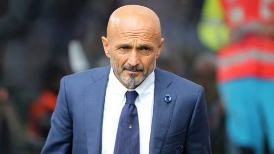 """Inter, Spalletti: """"Azzeriamo tutto, non siamo da scudetto"""""""
