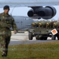 Corea del Nord , Trump mette in preallarme i bombardieri nucleari B52