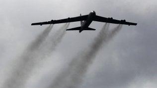 Nord Corea, Trump preallerta i bombardieri nucleari B52
