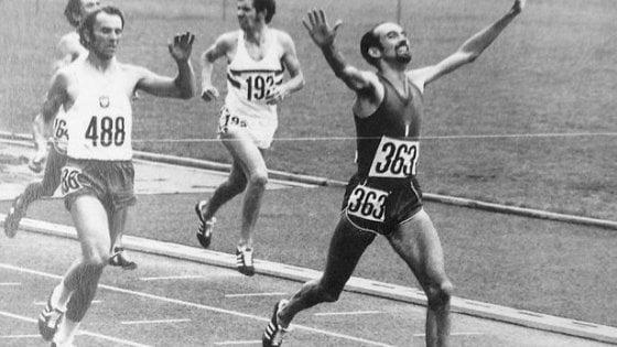 Quando l'Italia vinceva correndo: i ricordi di Franco Arese