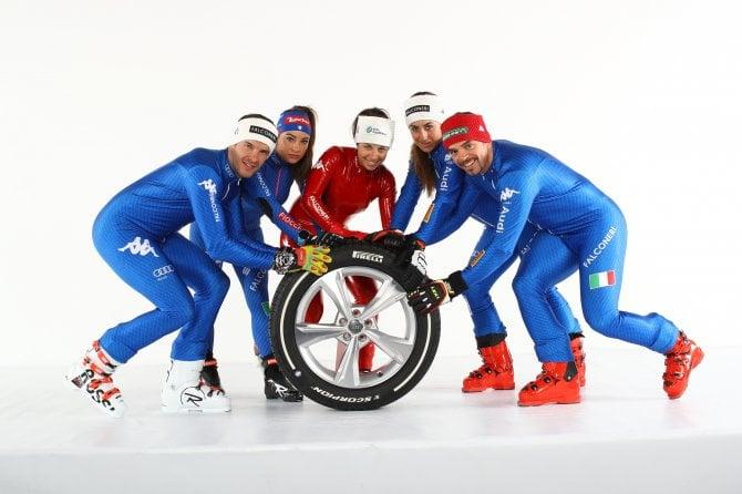 Pirelli e Federazione Italiana Sport Invernali che coppia