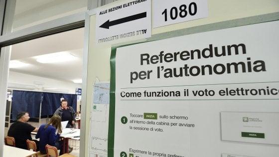 """Referendum, Zaia chiede lo statuto speciale. Il Governo: """"Una provocazione"""". Renzi: """"Patto per ridurre le tasse"""""""