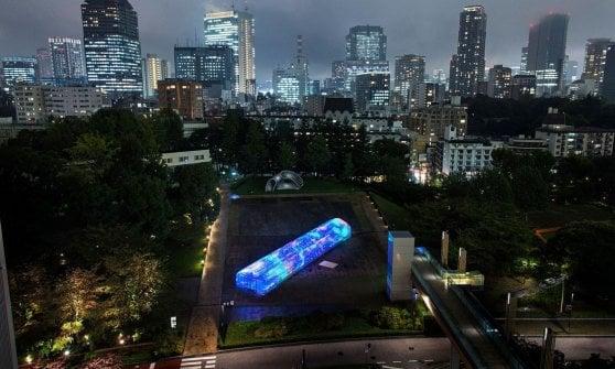 Vegetali digitali, una serra-discoteca illumina Tokyo
