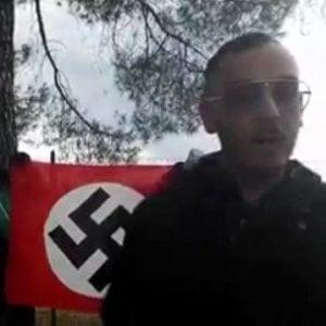 """Neofascisti si spaccano: """"Noi con la svastica pronti alla marcia su Roma"""""""