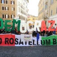 Nuovo scontro sul Rosatellum: M5s e le sinistre lasciano lavori commissione in Senato