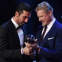 Fifa Awards, Buffon premiato a Londra: è il miglior portiere del 2017. E lui si commuove