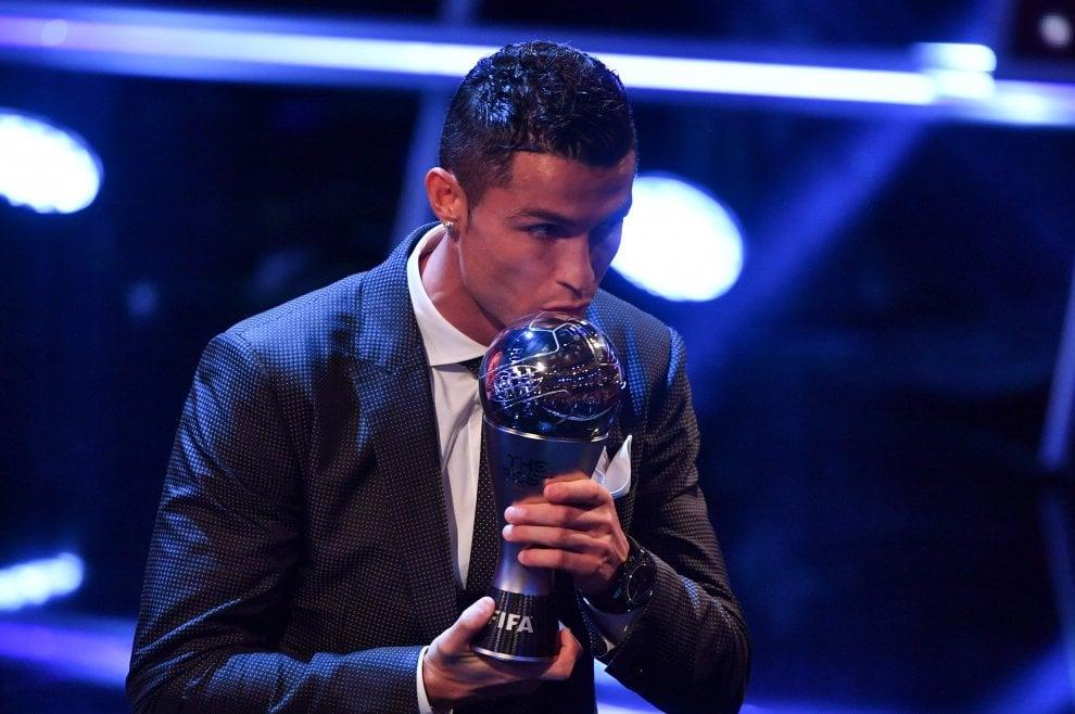Fifa Awards, Cristiano Ronaldo miglior giocatore